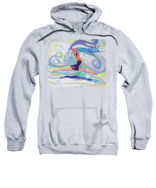 Leap Of Joy Sweatshirt