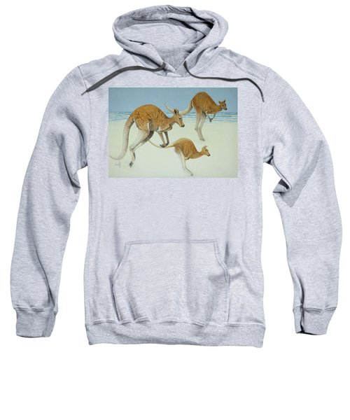 Leaping Ahead Sweatshirt