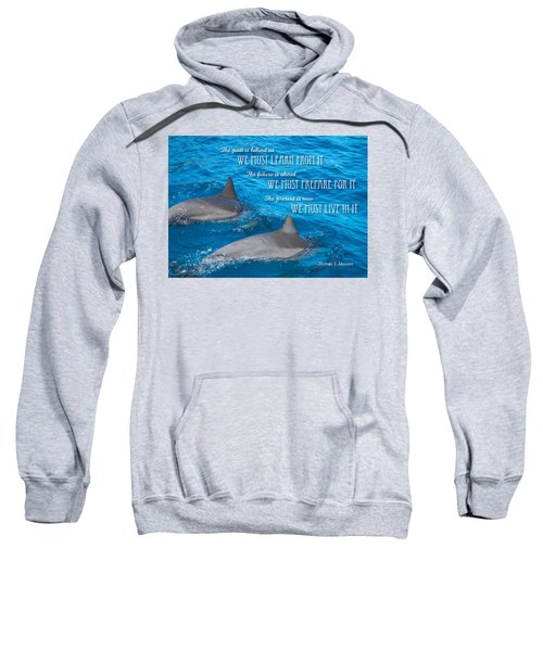 Learn Prepare Live Sweatshirt