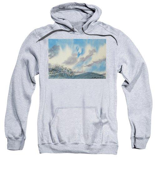 The Blue Hills Of Summer Sweatshirt