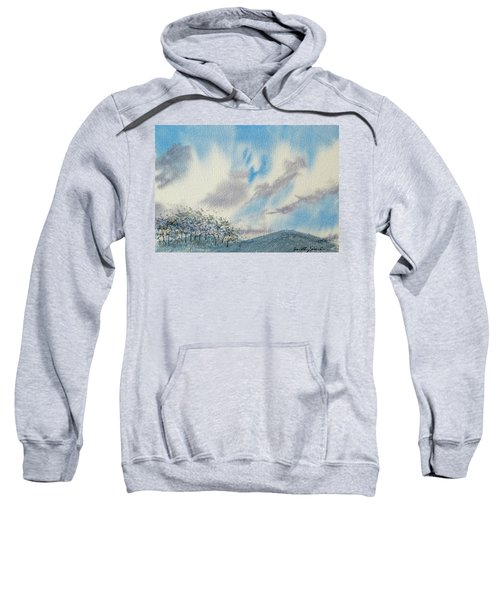 The Blue Hills Of Summer Sweatshirt
