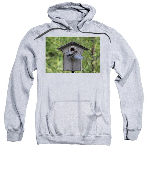 Leaving Home Sweatshirt