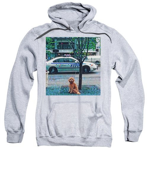 Leaving Nyc Sweatshirt