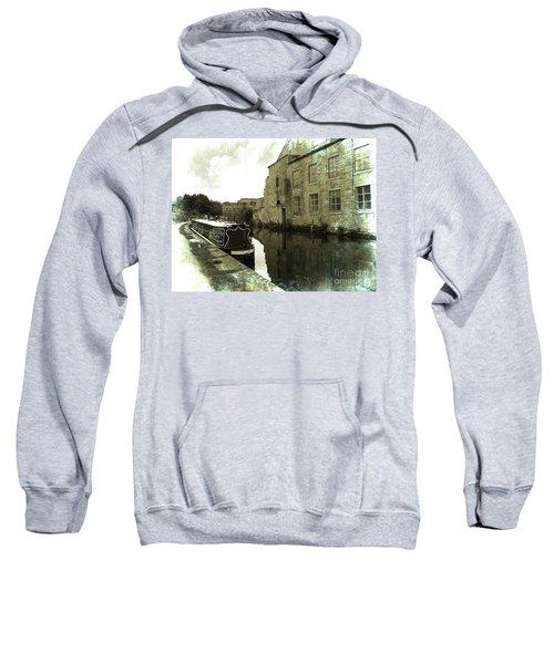 Leeds Liverpool Canal Unchanged For 200 Years Sweatshirt
