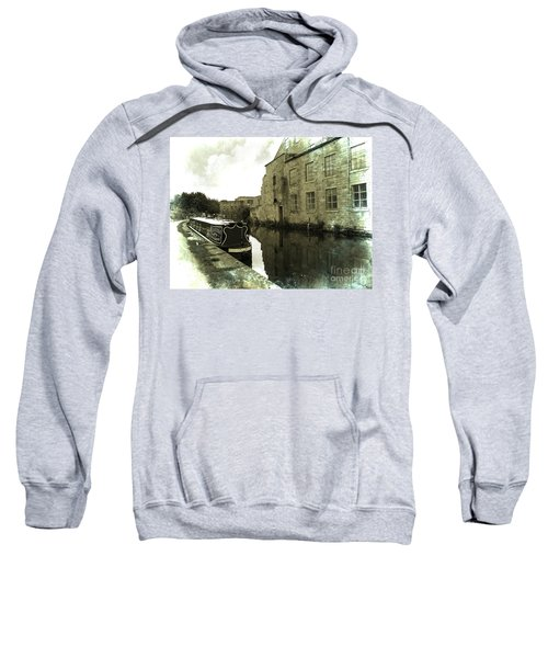 Leeds Liverpool Canal Unchanged For 200 Years Sweatshirt