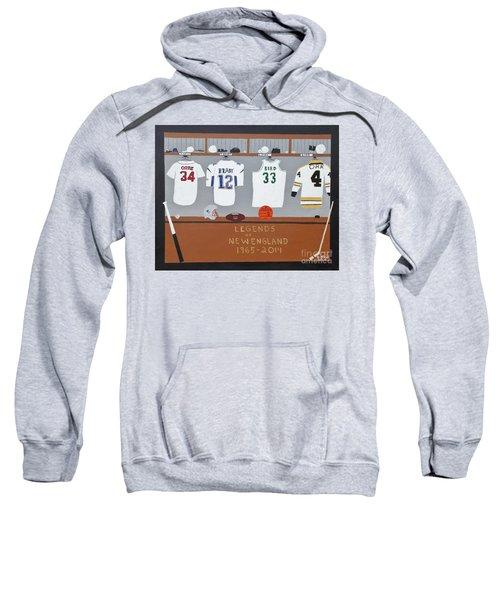 Legends Of New England Sweatshirt