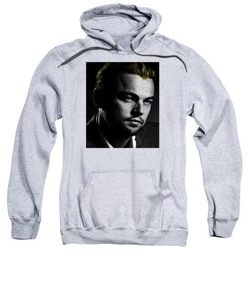 Leonardo Di Caprio Sweatshirt by Emme Pons
