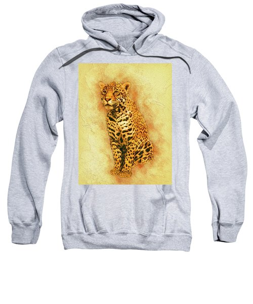 Leopard 4 Sweatshirt