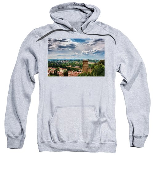 Let Me Travel To Another Era Sweatshirt