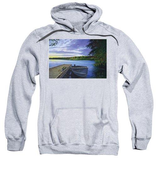 Let's Go Fishing Sweatshirt