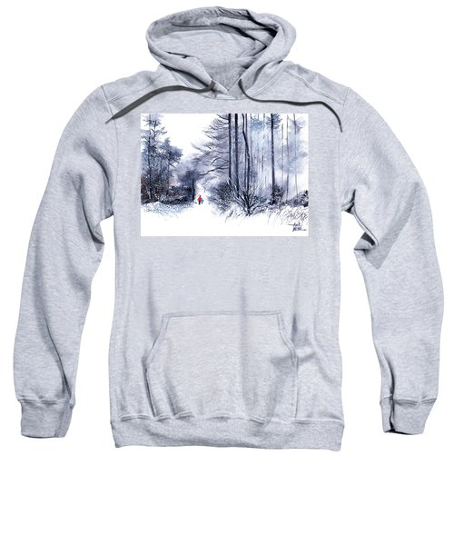Let's Go For A Walk 2 Sweatshirt
