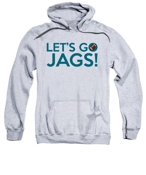 Let's Go Jags Sweatshirt