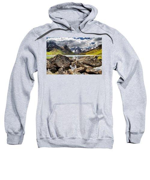 Lichen View Sweatshirt
