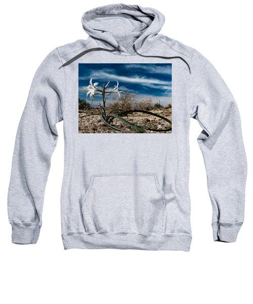 Life Amoung The Weeds Sweatshirt