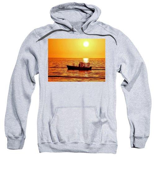 Life At Sea Sweatshirt