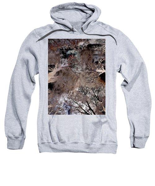 Life In A Bush Of Ghosts Sweatshirt