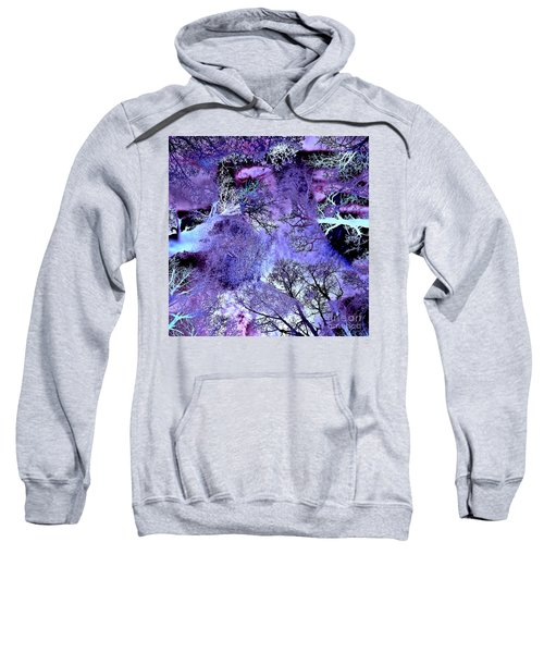 Life In The Ultra Violet Bush Of Ghosts  Sweatshirt