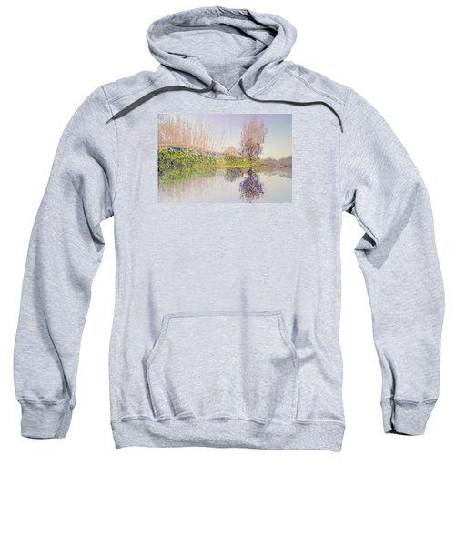 Life In The Water Villages Sweatshirt
