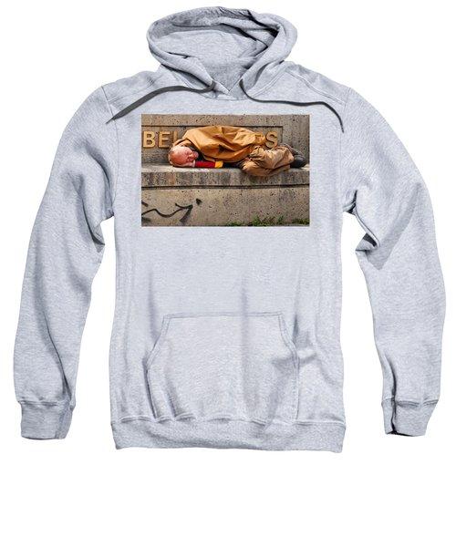 Life On The Street Sweatshirt