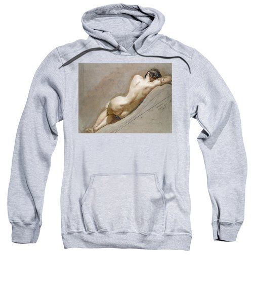 Life Study Of The Female Figure Sweatshirt