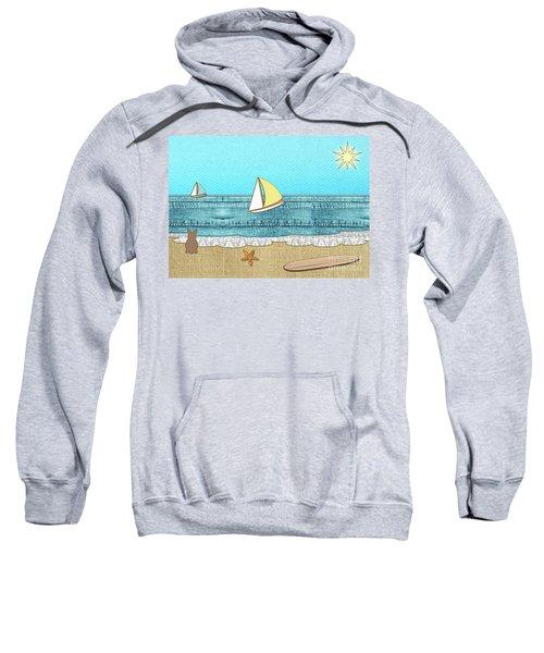 Life's A Beach Sweatshirt