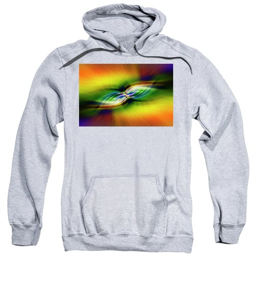 Light Abstract 9 Sweatshirt