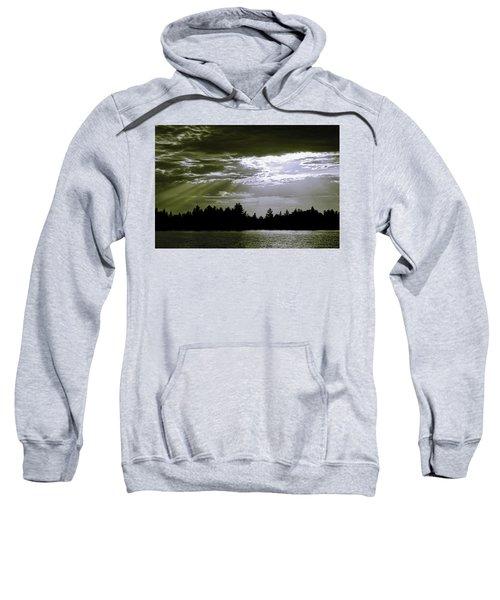 Light Blast In Evening Sweatshirt