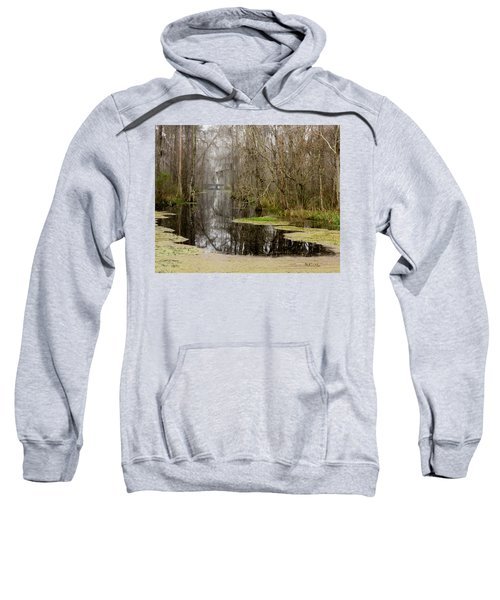 Light Fog On The Swamp Sweatshirt