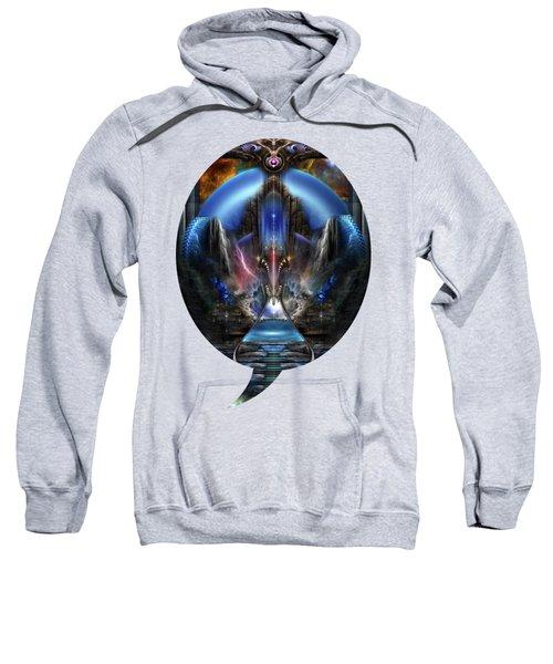 Light Of Ancient Wisdom Sweatshirt