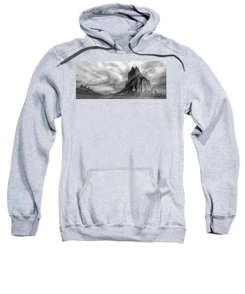 Light On Shiprock Sweatshirt