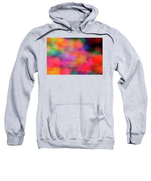 Lucky Neon Stars Sweatshirt