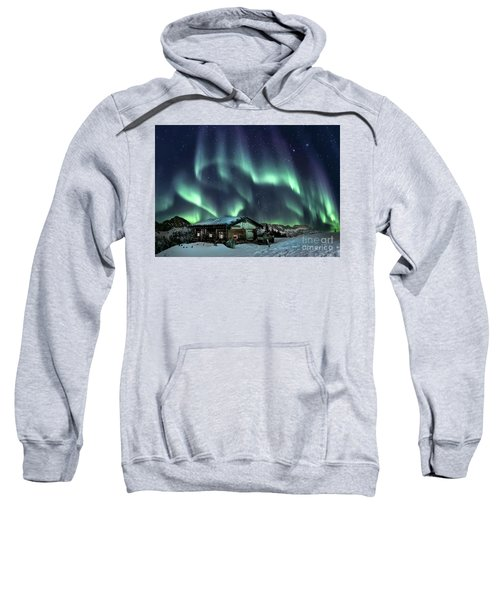 Light Through The Night Sweatshirt