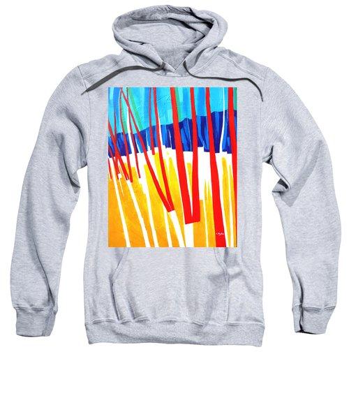 Light Through The Trees Sweatshirt