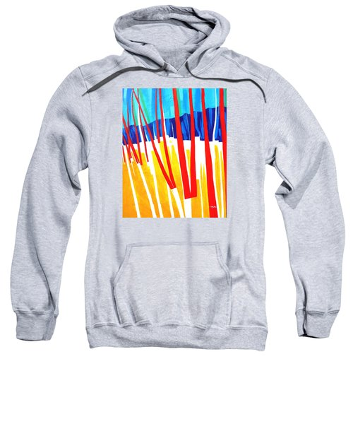 Light Through The Trees Sweatshirt