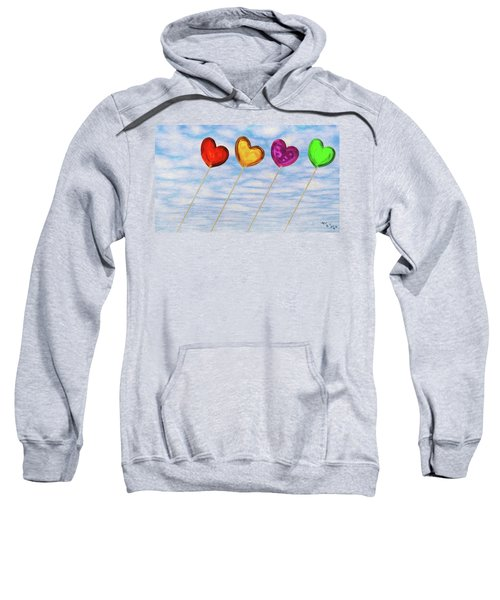 Lighter Than Air Sweatshirt