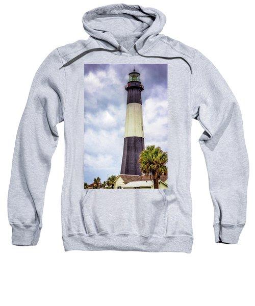 Lighthouse - Tybee Island, Georgia Sweatshirt