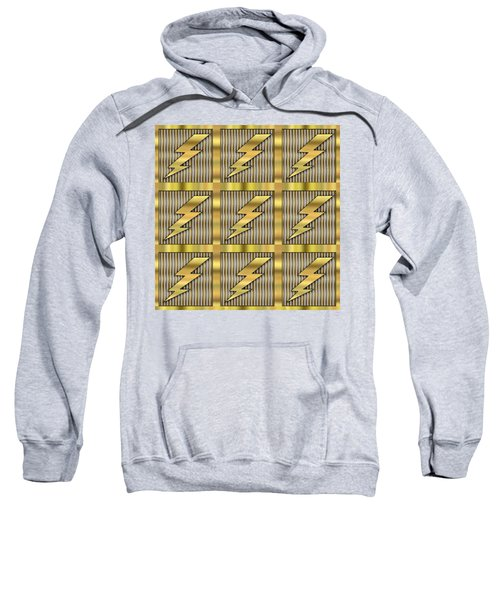 Lightning Bolt Group - Transparent Sweatshirt