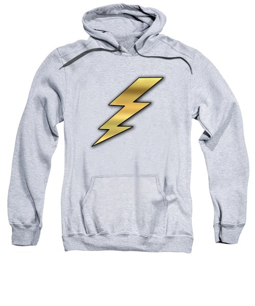 Lightning Transparent Sweatshirt