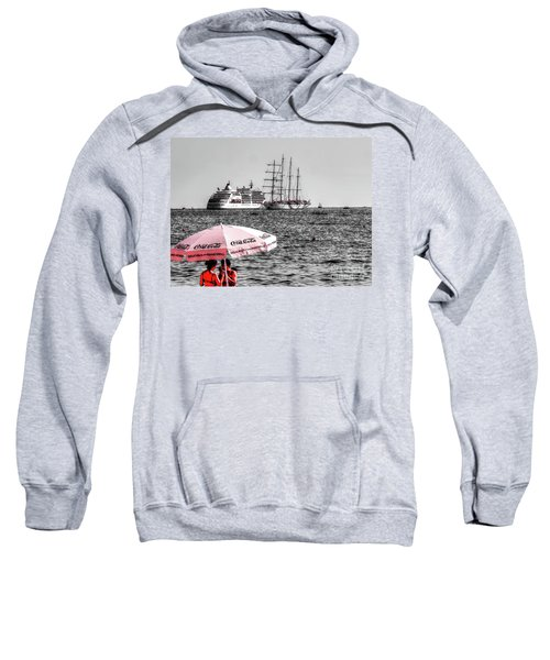 Like A Advert This One Sweatshirt
