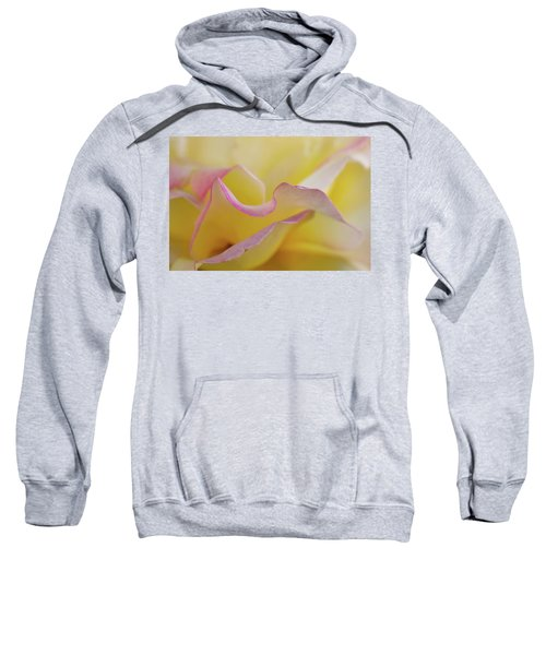 Like A Silk Sweatshirt