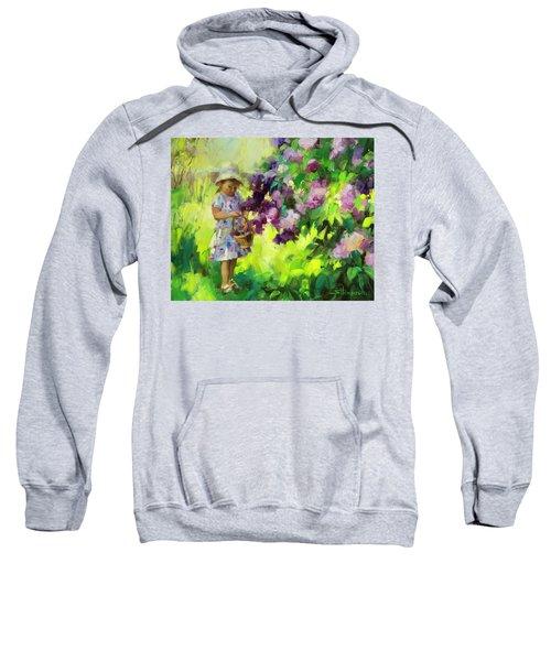 Lilac Festival Sweatshirt
