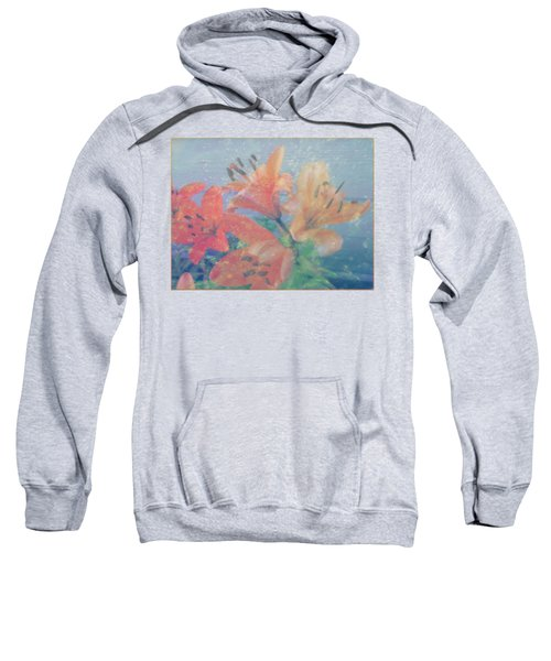 Lilies #1 Sweatshirt