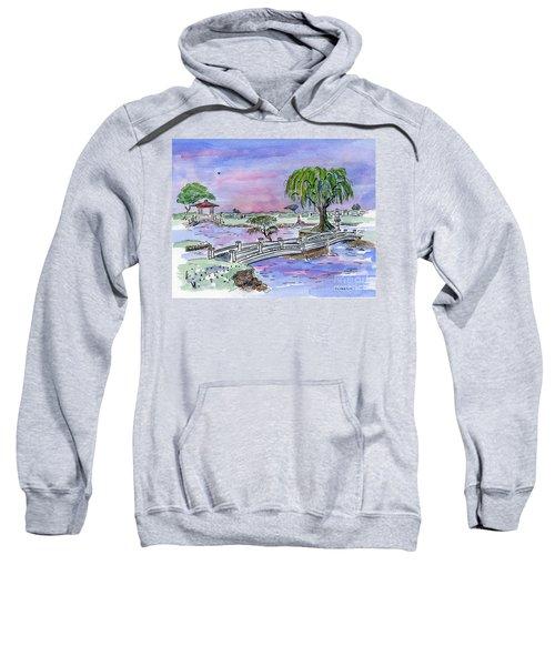 Liliuokalani Park Hilo Hawaii Sweatshirt