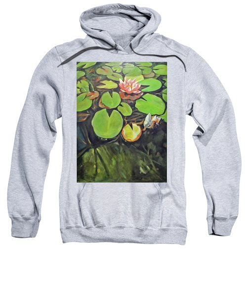 Lily In The Water Sweatshirt
