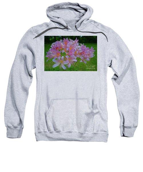Lily Lavender Sweatshirt