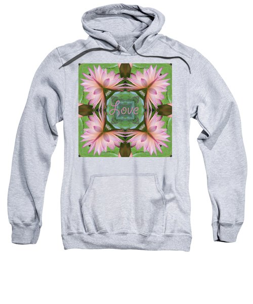 Lily Pad Love Sweatshirt