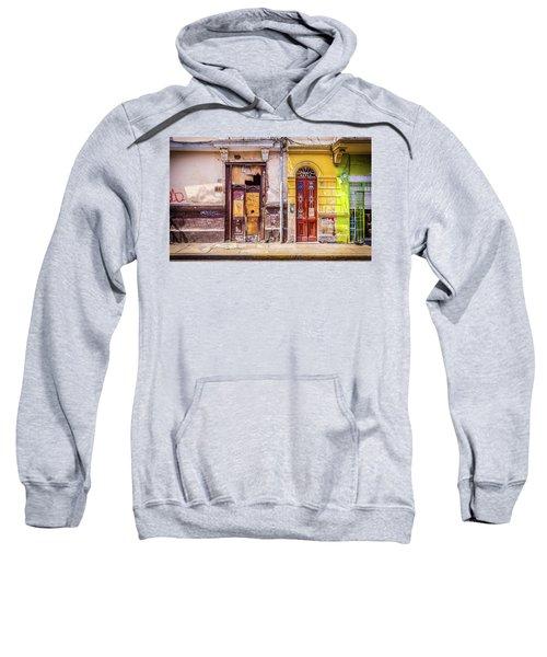 Lima City Doors Sweatshirt