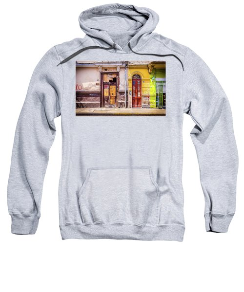 Lima City Doors Sweatshirt