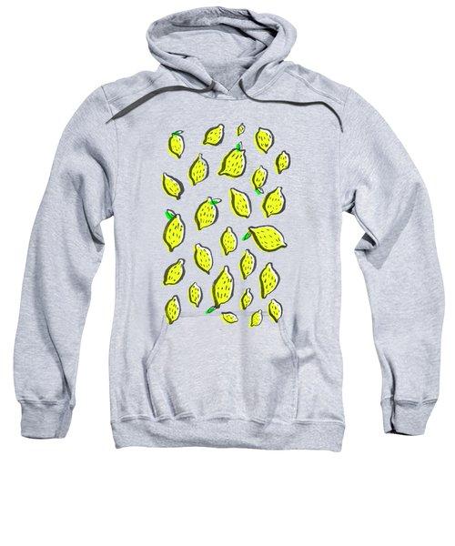 Limones De Primavera Sweatshirt by Studio Sananikone