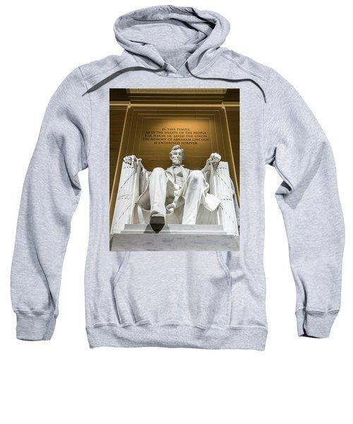 Lincoln Memorial 2 Sweatshirt